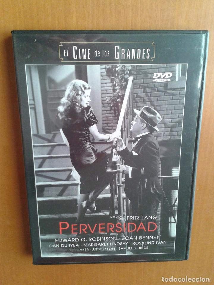 CINE CLASICO DVD PELICULA.CLASICA PERVERSIDAD (Cine - Películas - DVD)