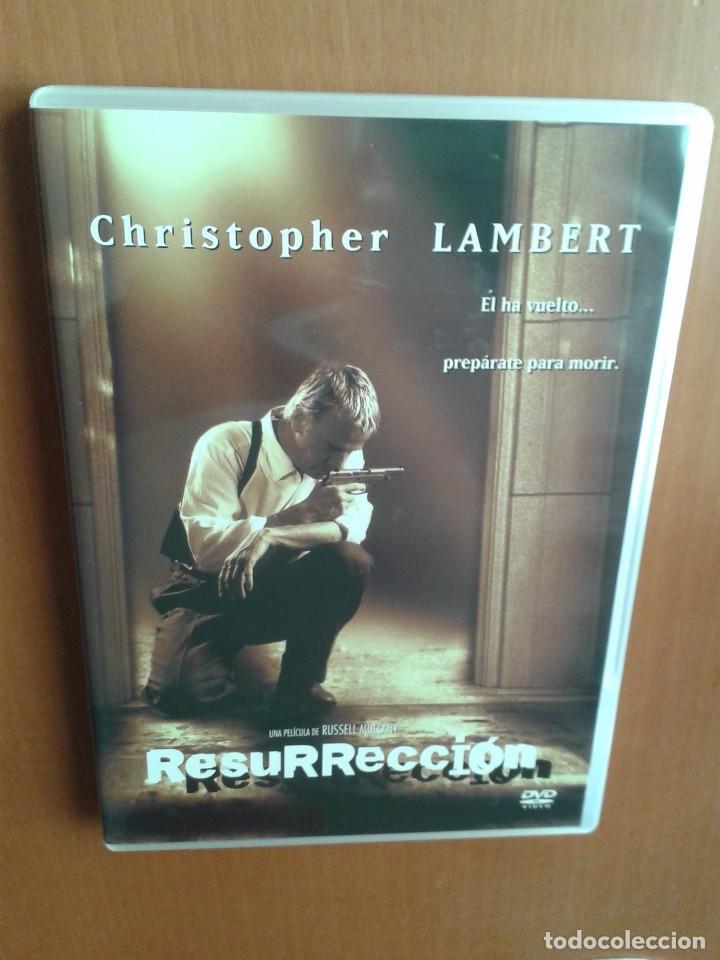 CINE CLASICO DVD PELICULA.CLASICA,RESURRECCION (Cine - Películas - DVD)