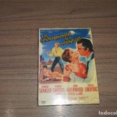 Cine: LOS CONTRABANDISTAS DE MOONFLET EDICION ESPECIAL DVD + LIBRO FRITZ LANG STEWART GRANGER PRECINTADA. Lote 104373274
