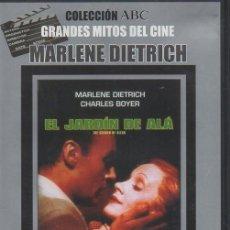 Cine: EL JARDIN DE ALA. DVD-3229. Lote 96778895