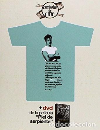 PIEL DE SERPIENTE (DVD) + CAMISETA DE LA PELÍCULA (Cine - Películas - DVD)