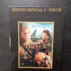 Cine: TROYA. EDICIÓN ESPECIAL 2 DISCOS. Lote 96900635