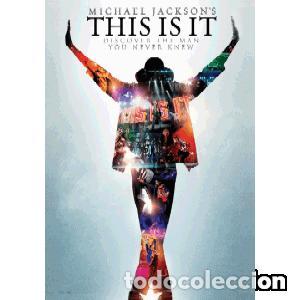 THIS IS IT - MICHAEL JACKSON (Cine - Películas - DVD)