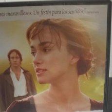 Cine: 7-DVD, ORGULLO Y PREJUICIO. Lote 96963899