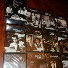 Cine: EL MUNDO. 11 PELICULAS PRECINTADAS,EDICION XX ANIVERSARIO. GRANDES TITULOS CLASICOS.FILMS PERIODISMO. Lote 97010855