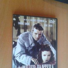 Cine: CINE DVD PELICULA CLASICA ,LA MUJER PANTERA. Lote 97035327