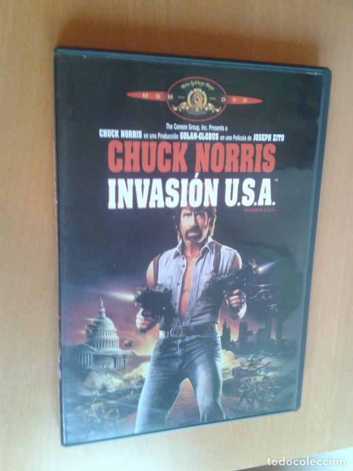 CINE DVD PELICULA INVASION USA (Cine - Películas - DVD)