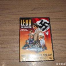 Cine: LENA FUGA DESESPERADA DVD NAZIS NUEVA PRECINTADA. Lote 189831255