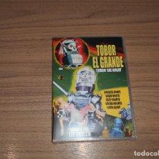 Cine: TOBOR EL GRANDE DVD NUEVA PRECINTADA. Lote 183995083