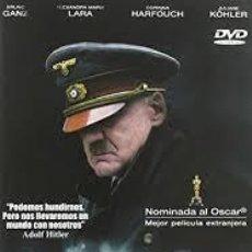 Cine: EL HUNDIMIENTO 2005 OLIVER HIRSCHBIEGEL . Lote 97157379