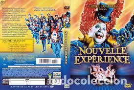 8f5f5d0a24178 CIRQUE DU SOLEIL  NOUVELLE EXPERIENCE (NUEVA Y PRECINTADA) (Cine -  Películas -