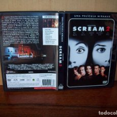 Cine: SCREAM 2 -DIRIGIDA POR WES CRAVEN - DVD . Lote 97209819