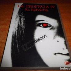 Cine: LA PROFECIA IV EL RENACER DVD DEL AÑO 2006 FAYE GRANT MICHAEL WOODS MICHAEL LERNER ASIA VIEIRA. Lote 97234663