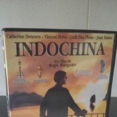 Cine: 3-DVD, INDOCHINA. Lote 97276619
