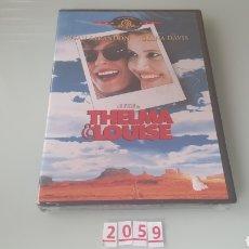 Cine: THELMA & LOUISE (DVD NUEVO PRECINTADO). Lote 97302827