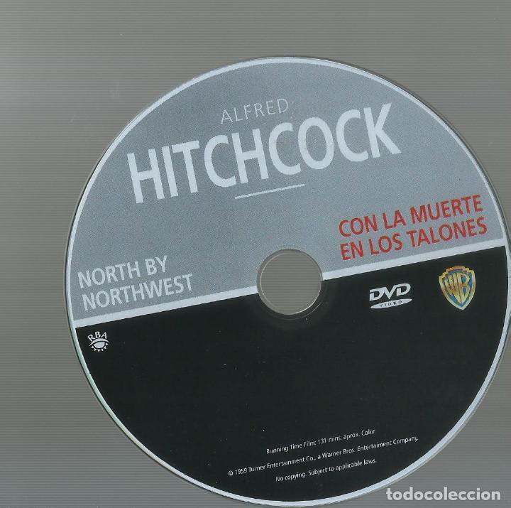 Cine: Con la Muerte en los Talones, Alfred Hitchcock 1959 - Foto 3 - 97368227