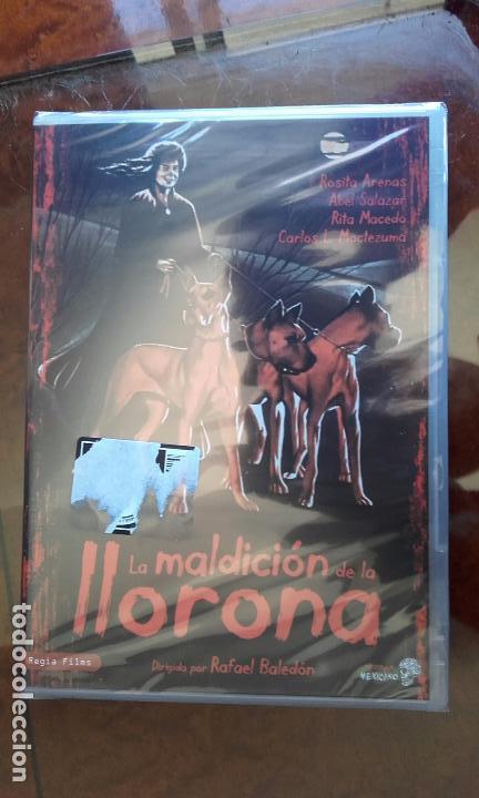 Dvd La Maldicion De La Llorona 1963 Rafael Sold