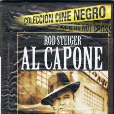 Cine: AL CAPONE CON ROD STEIGER Y DIRIGIDA POR RICHARD WILSON. Lote 97652435