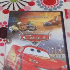 Cine: DVD. CARS. DISNEY-PIXAR. . Lote 97665411