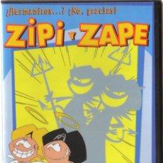 Cine: DVD ZIPI Y ZAPE - 5 AVENTURAS - 90 MINUTOS - NUEVO CON EL PRECINTO ORIGINAL . Lote 97695835