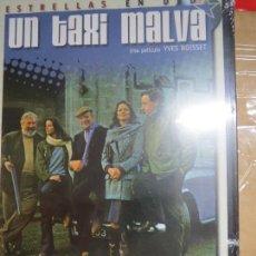 Cine: DVD UN TAXI MALVA,PRECINTADO.. Lote 97722507