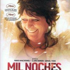 Cine: DVD MIL NOCHES,UNA BODA CLAIRE BURGER. Lote 97724523