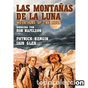 LAS MONTAÑAS DE LA LUNA (DVD) (Cine - Películas - DVD)