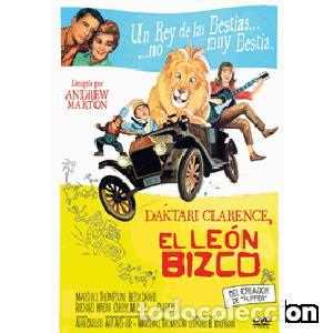 EL LEÓN BIZCO (DVD) (Cine - Películas - DVD)