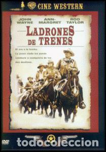 LADRONES DE TRENES (DVD) (Cine - Películas - DVD)