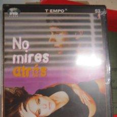 Cine: DVD NO MIRES ATRAS,PRECINTADA.. Lote 97797887