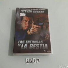 Cinéma: LAS ENTRAÑAS DE LA BESTIA ( DVD NUEVO PRECINTADO ). Lote 97817048