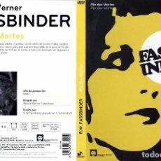 Cine: RIO DAS MORTES DE R. W. FASSBINDER #PFFASSBINDER. Lote 97837779