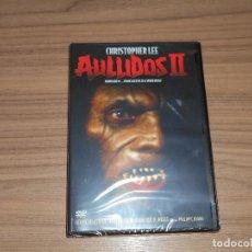 Cine: AULLIDOS II DVD CHRISTOPHER LEE NUEVA PRECINTADA. Lote 245884925