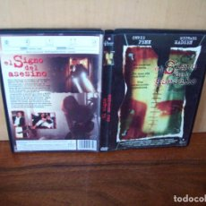 Cine: EL SIGNO DEL ASESINO - CHRIS PENN - MICHAEL MADSEN - DIRIGIDA POR DAMIAN LEE - DVD . Lote 97904991