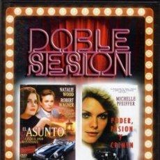 Cine - EL ASUNTO (NATALIE WOOD + ROBERT WAGNER) - MUY DESCATALOGADA ... Y OTRA DE MICHEL PFFEIFER - 97925899