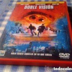 Cine: DOBLE VISIÓN - PELÍCULA EN DVD - CINE DE TERROR MIEDO DESCATALOGADO ACEPTABLE. Lote 97970535