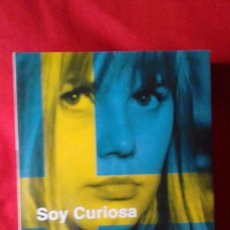 Cine: SOY CURIOSA. VILGOT SJOMAN (2 DVD AMARILLO Y AZUL). PRECINTADA SIN USAR. REVOLUCIONARIA. Lote 98006083