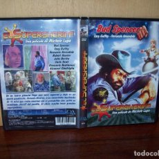 Cine: EL SUPERSCHERIFF - BUD SPENCER -DIRIGIDA POR MICHELE LUPO - DVD . Lote 98056483
