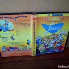 Cine: LOS SUPERSONICOS - ESPECTACULO LO MEJOR DE HANNA BARBERA - DVD . Lote 98056523
