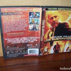 Cine: LOS SUSTITUTOS - BRUCE WILLIS - DIRIGIDA POR JONATHAN MOSTON - DVD . Lote 98056563