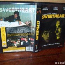 Cine: SWEETHEART - JACQUES DUTRONC - PATRIC BRUEL - DIRIGIDA POR MICHEL DEVILLE - DVD . Lote 98056611