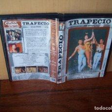 Cine: TRAPECIO - BURT LANCASTER - TONY CURTIS - GINA LOLLOBRIGIDA - DVD . Lote 98056735