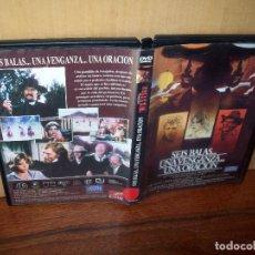 Cine: SEIS BALAS...UNA VENGANZA..UNA ORACION - LEE VAN CLEEF - DIRIGIDA POR FRANK KRAMER -DVD . Lote 98056835