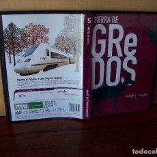Cine: SIERRA DE GREDOS -DVD DOCUMENTAL EDICION PERIODICO. Lote 98056855