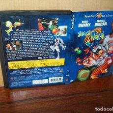 Cine: SPACE JAM - BUGS BUNNY - MICHAEL JORDAN -DVD SNAPCASE DOBLE CARA . Lote 98056919