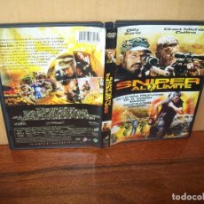 Cine: SNIPER AL LIMITE - BILLY ZANE - CHAD MICHAEL COLLINS - DIRIGIDA POR CLAUDIO FAEH - DVD . Lote 98057003