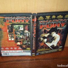 Cine: SHADOW FURY - STAM BOTTOMS -ALEXANDRA KAMP - DIRIGIDA POR PAKOTO YOKOYAMA - DVD . Lote 98057083