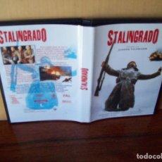 Cine: STALINGRADO - DOMINIQUE HORWITZ - THOMAS KRETSCHMANN -DE JOSEPH VILSMAIER - DVD. Lote 98057295