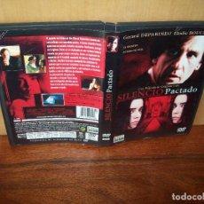 Cine: SILENCIO PACTADO - GERARD DEPARDIEU - ELODIE BOUCHEZ - DIRIGIDA POR GRAHAM GUIT - DVD. Lote 98057455