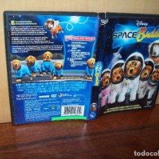 Cine: SPACE BUDDIES - DISNEY - DIRIGIDA POR ROBERT VINCE - DVD. Lote 98057511